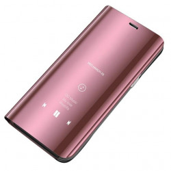 Husa Samsung Galaxy A71 -Clear View Rose Gold