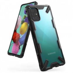 Husa Samsung Galaxy A71 - Ringke Fusion X- Black