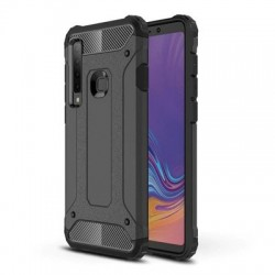 Husă Samsung Galaxy A9 - Hybrid Armor Tough Rugged -Neagra