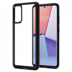 Husa Samsung Galaxy S20 - Spigen Ultra Hybrid-Negru Mat