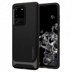 Husa Samsung Galaxy S20 Ultra- Spigen Neo Hybrid - Gunmetal