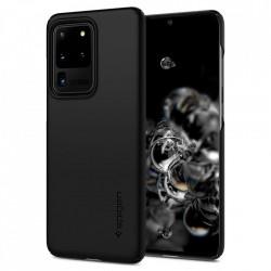 Husa Samsung Galaxy S20 Ultra- Spigen Thin Fit -Black