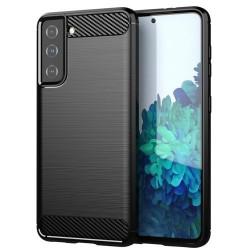 Husa Samsung Galaxy S21-Carbon Series-Neagra