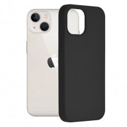 Husa Apple iPhone 13 Mini -Soft Edge Silicone Neagra