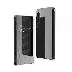 Husa Flip View pentru Samsung Galaxy A70-Black