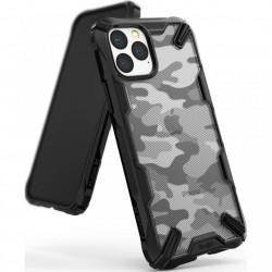 Husa Iphone 11 PRO MAX- Ringke Fusion X- Camo Black