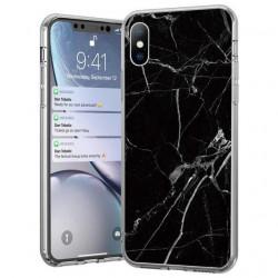 Husa Iphone 11 PRO MAX- Wozinsky Marble Black
