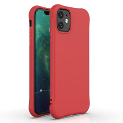 Husa Iphone 11 -Soft Color Case flexible gel-rosie