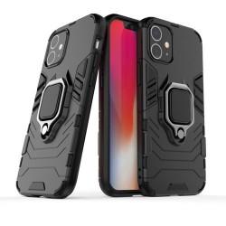 Husa Iphone 12 Mini- Ring Armor Case Black