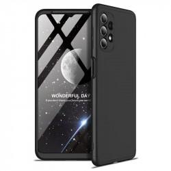 Husa Samsung Galaxy A32 4G -GKK 360+Screen Protector -Neagra