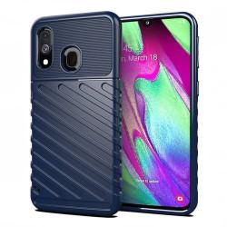Husa Samsung Galaxy A40-Thunder Albastra