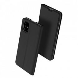 Husa Samsung Galaxy A51 -Dux Ducis Skin Pro Bookcase-Neagra