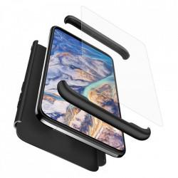 Husa Samsung Galaxy A51 -GKK 360+Screen Protector -Neagra
