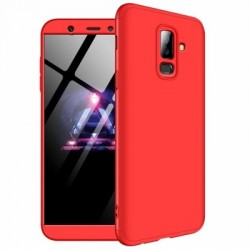 Husa Samsung Galaxy A6 Plus -GKK 360 Front and Back Case Full Body Cover - Rosie