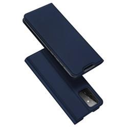 Husa Samsung Galaxy A72 5G -Dux Ducis Skin Pro Bookcase-Albastra