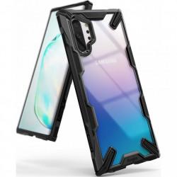 Husa Samsung Galaxy Note 10 Plus - Ringke Fusion X- Black