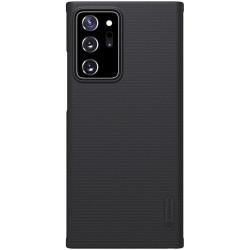 Husa Samsung Galaxy Note 20 Ultra -Nillkin Super Frosted Shield Case+ Kickstand -Neagra