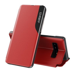 Husa Samsung Galaxy S10 -Eco Leather View Case-Rosie