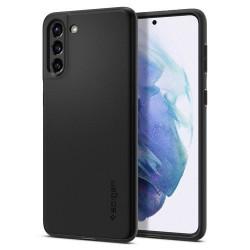 Husa Samsung Galaxy S21- Spigen Thin Fit -Black
