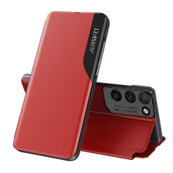 Husa Samsung Galaxy S21 Ultra -Eco Leather View Case-Rosie