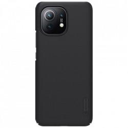 Husa Xiaomi Mi 11 -Nillkin Super Frosted Shield Case Neagra