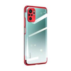 Husa Xiaomi Redmi Note 10/10s -Clear Color case gel-Margine Rosie