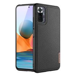 Husa Xiaomi Redmi Note 10 Pro - Dux Ducis Fino Neagra