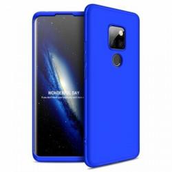 Husa Huawei Mate 20 -GKK 360 Front and Back Case Full Body Cover -Albastru
