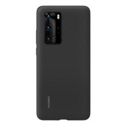 Husa Huawei P40 PRO- Huawei Silicone case Black