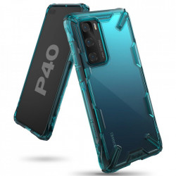 Husa Huawei P40 - Ringke Fusion X-Turquoise Green