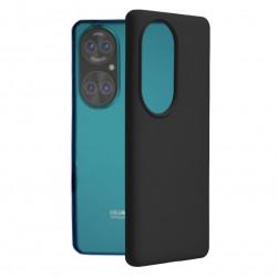Husa Huawei P50 PRO -Soft Edge Silicone Neagra