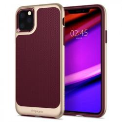 Husa Iphone 11 PRO- Spigen Neo Hybrid- Burgundy