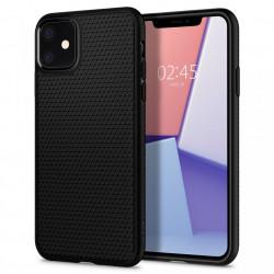 Husa Iphone 11 -Spigen Liquid Air- Negru mat