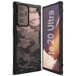 Husa Samsung Galaxy Note 20 Ultra- Ringke Fusion X- Camo Black