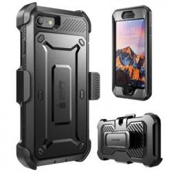 Husa SE 2020 ( SE 2) /Iphone 8 / Iphone 7 -Supcase Unicorn Beetle Pro -Neagra