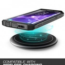 Husa Supcase Unicorn Beetle Pro pentru Samsung Galaxy S9 -Neagra