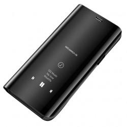 Husa Xiaomi Redmi Note 10/Xiaomi Redmi Note 10s -Clear View Neagra