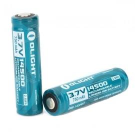 Slika Olight Li Ion baterija tip14500
