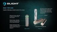 Olight AAA Li Ion 1.5V