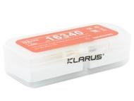 Klarus punjiva baterija tip 16340 sa 650mAh