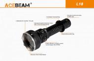 Acebeam L18 / KOMPLET