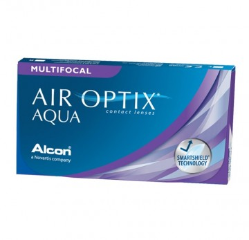 Air Optix Aqua Multifocal (6 Lenti) immagini