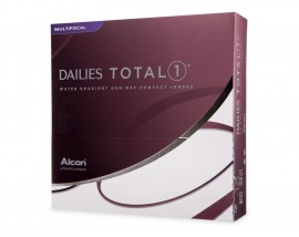 Dailies Total 1 Multifocal (90 Lenti) immagini
