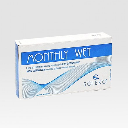 Monthly Wet (6 Lenti)