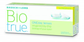 Biotrue ONEday For Presbyopia immagini