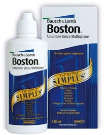 Boston Simplus 120 ml immagini