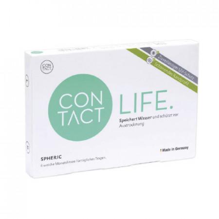 Contact Life Spheric (6 Lenti)