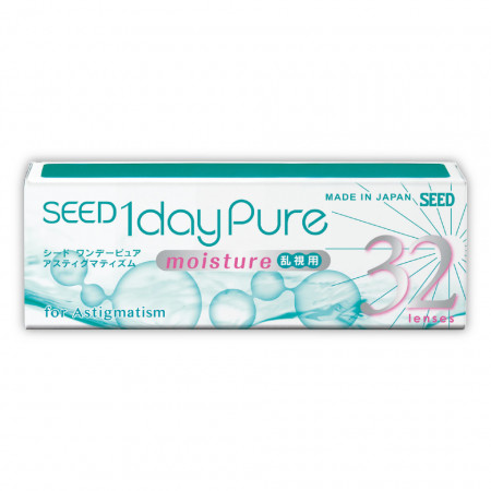 1 Day Pure Moisture For Astigmatism