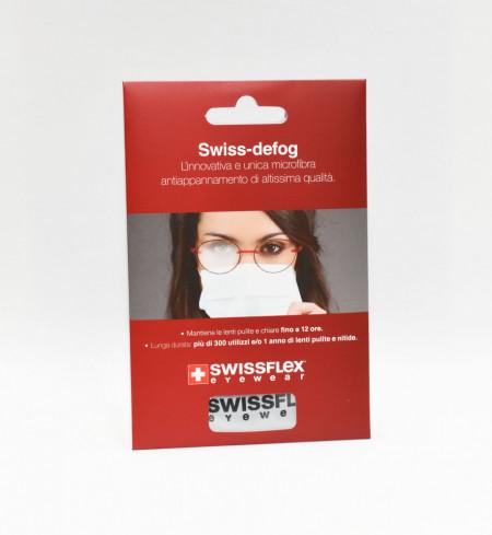 Swiss-Defog Microfibra Antiappannamento