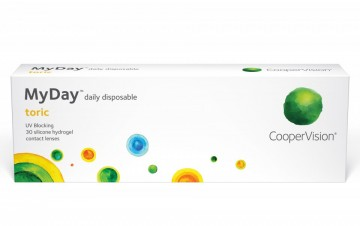 MyDay Daily Disposable Toric immagini